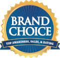 Brand Choice Award