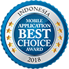 Indonesia Mobile Application Choice Award