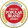 Indonesia Digital Popular Brand Award